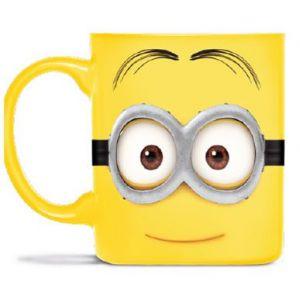 Mug Goggle Head Minions