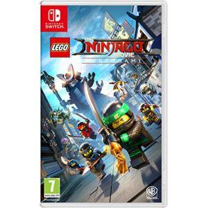 Lego Ninjago le Film : le Jeu Vidéo sur Switch