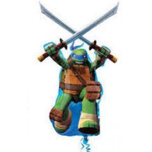 Ballon Tortue Ninja Leonardo