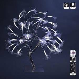 Féérie Lights & Christmas Arbre lumineux de Noël - H. 45 cm - Agent Fixe