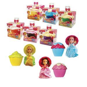 Grandi Giochi Cupcake Surprise poupée parfumée princesse