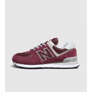 New Balance ML574EGB, Baskets Homme, Rouge (Burgundy), 44.5 EU