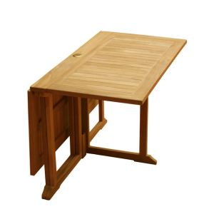 Table jardin carree teck - Comparer 112 offres