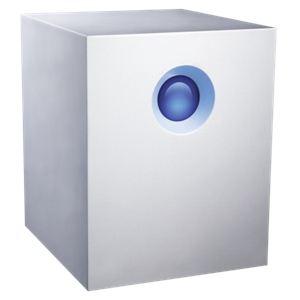 """Lacie 9000510EK - Disque dur externe 5big Thunderbolt 2 10 To 3,5"""" (5 disques RAID matériel)"""
