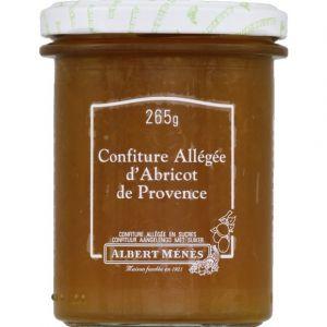 Albert ménès Confiture allégée d'abricot de Provence - Le pot de 265g