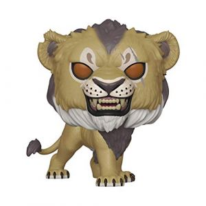 Funko Le Roi Lion (2019) Pop! Disney Vinyl Figurine Scar 9 Cm