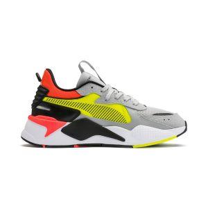 Puma Rs-x Hard Drive Gris Jaune 369818 01 - EU 40