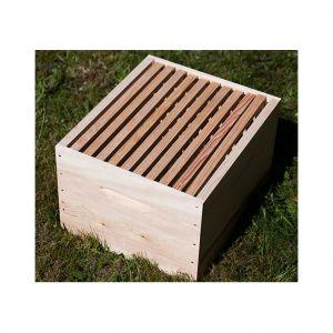 Corps de ruche avec cadres 50x43,x31,5
