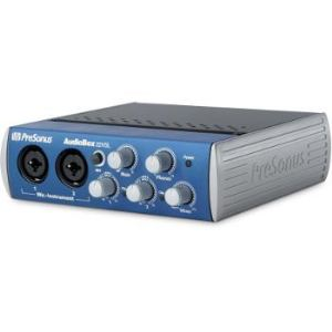 PreSonus AudioBox 22 VSL - Interface audio USB 2.0