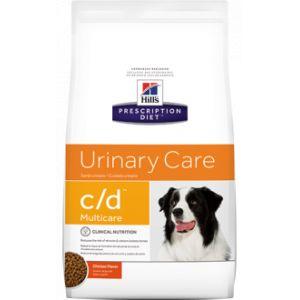 Hill's Prescription Diet c/d canine - Sac 12 kg