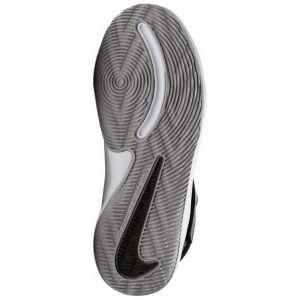 Nike Chaussure Team Hustle D 9 pour Jeune enfant - Noir - Taille 27.5 - Unisex