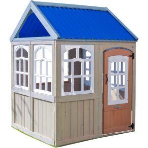 KidKraft Maison cabane de jardin enfant Cooper bois P280115