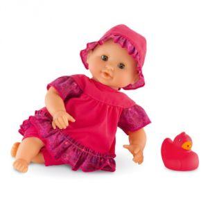 Corolle Poupon Mon premier bébé bain Framboise (30 cm)