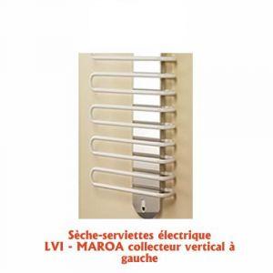 lvi maroa 750 watts s che serviette lectrique avec collecteur vertical gauche comparer. Black Bedroom Furniture Sets. Home Design Ideas