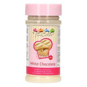 FunCakes Arome Chocolat Blanc 100 g