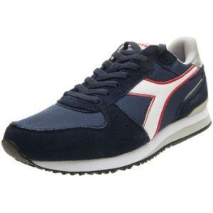 Diadora Chaussures Chaussures Sportswear Homme Malone bleu - Taille 43,42 1/2,44 1/2