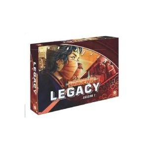 Filosofia Pandemic Legacy saison 1 : boîte rouge