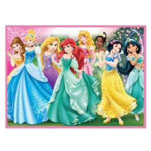 Ravensburger Disney Princesses - Puzzle 100 pièces XXL