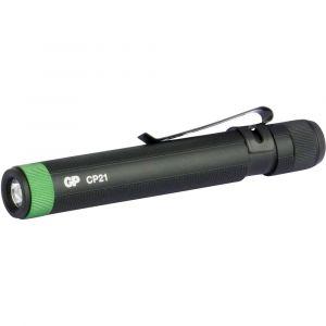 GP Batteries Lampe stylo GP Design 260GPACTCP21000 CP21 à pile(s) LED 115 mm noir 1 pc(s)