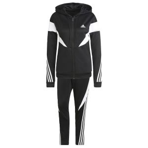 Adidas Survêtement Colorblock ts Noir - Taille L