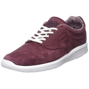 Vans Iso 1.5, Baskets Basses Mixte Adulte, Rouge (Tweed Dots Burgundy/True White), 40 EU
