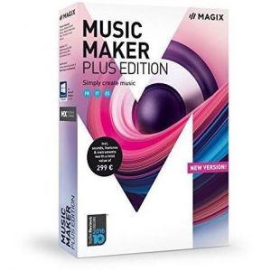 Music Maker Plus Edition [Windows]