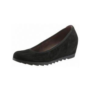 Gabor Shoes Basic, Escarpins Femme, Noir (17 Schwarz), 43 EU