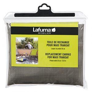 Lafuma Mobilier Bezug - pour Maxi-Transat 62 cm Batyline marron Accessoires mobilier de camping
