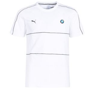 Puma T-shirt BMW MMS T7 TEE blanc - Taille L,M,S,XL,XXL