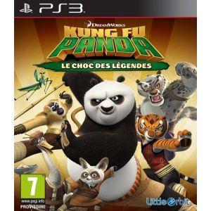 Kung Fu Panda : le choc des légendes [PS3]