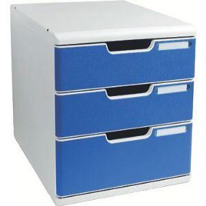 Multiform Module de classement Modulo 3 tiroirs fermés