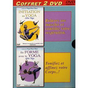 Coffret Initiation au Yoga + En forme avec le Yoga