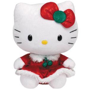 Ty Beanie Babies : Hello Kitty Noel 20 cm