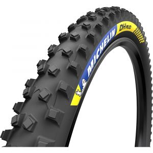 Michelin Dh Mud Advanced Magi-x Rigid 27.5 x 2.40 Black - Black - Taille 27.5 x 2.40