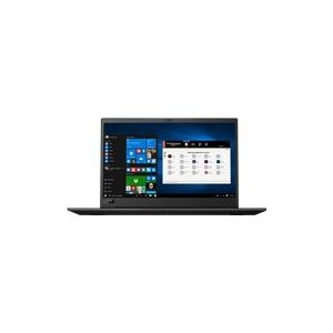 Lenovo ThinkPad P1 - 15.6 - Core i7 8850H - 16 Go RAM - 256 Go SSD