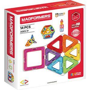 Magformers Set de 14 pièces