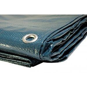 Bâches Direct Bâche piscine 150 g/m² - 8 x 12 m - couverture piscine - bache imperméable - baches piscine