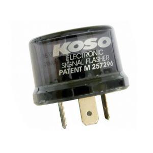 Koso Blink donateurs Digital pour LED ou Standard – 3 Broches 12 V avec câble Adaptateur