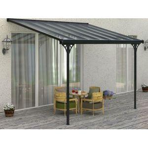 """Habitat et Jardin Pergola """"Lucia"""" - 4.36 x 3.05 m - 13 m²"""