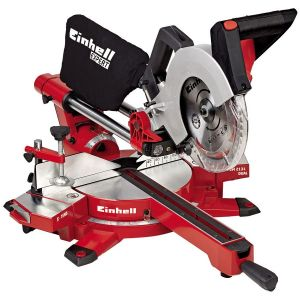 Einhell TE-SM 2131 Dual - Scie à onglet radiale