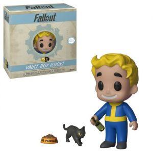 Funko Fallout - 5 Star Vinyl Figure 8 Cm - Luck Vault Boy [Figurine]
