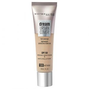 Maybelline Gemey Dream Urban Cover Foundation Buff Beige (30ml)