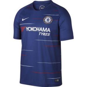 Nike Maillot de football 2018/19 Chelsea FC Stadium Home pour Homme - Bleu Taille