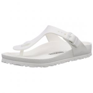 Birkenstock Tongs GIZEH EVA blanc - Taille 36,37,38,39,40,41