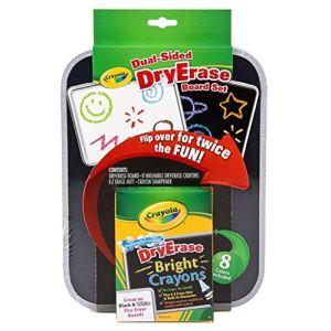 Crayola Tableau double face effaçable à sec