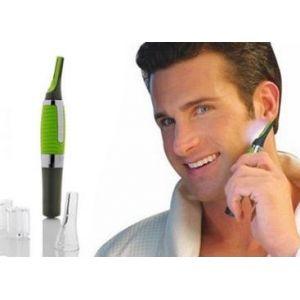 Micro Sharp Trim Touch - Tondeuse de précision nez et oreilles à piles