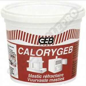 Geb Mastic réfractaire Calorygeb 600gr