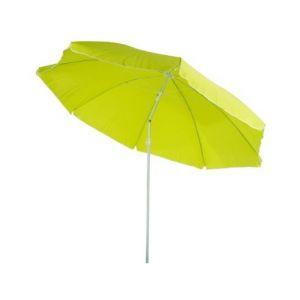 Parasol de plage Ardea 240 x 220 cm Vert AC DÉCO