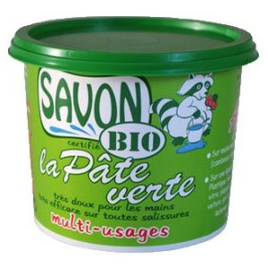 La Pâte Verte Pot de 800g - Savon multi usages