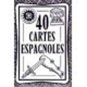 Ducale Jeux De 40 Cartes Espagnoles